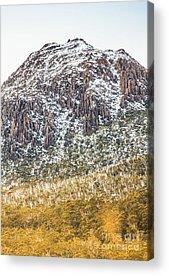 Mountainous Acrylic Prints