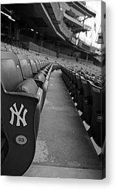 New York Yankees Acrylic Prints