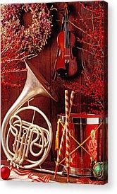 Horns Acrylic Prints