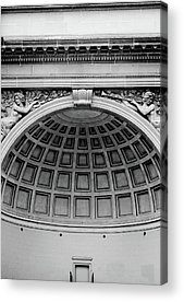 Historic Architecture Mixed Media Acrylic Prints