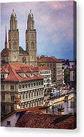 Zurich Acrylic Prints