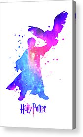 Designs Similar to Harry Potter Poster by Del Art