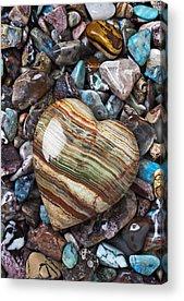 Rock Art Acrylic Prints