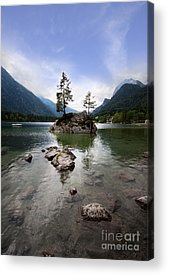 Lakeside Acrylic Prints