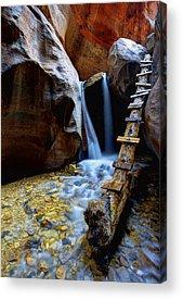 Utah Acrylic Prints