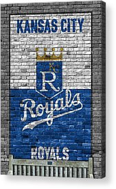Kansas City Royals Acrylic Prints