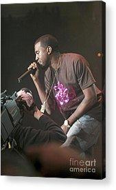 Kanye West Acrylic Prints