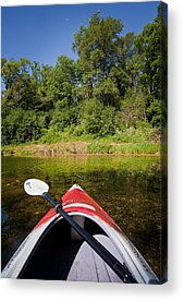 Kayak Acrylic Prints