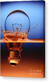 Energy Photographs Acrylic Prints