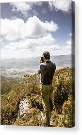 Australian Vacation Acrylic Prints