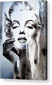 Marilyn Monroe Acrylic Prints