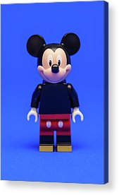 Mouse Acrylic Prints