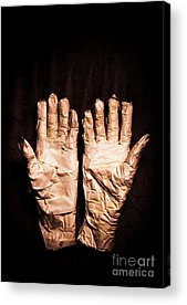 Gestures Photographs Acrylic Prints