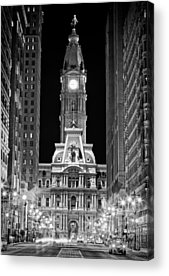 Architectural Detail Acrylic Prints