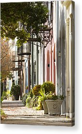 Charleston Acrylic Prints