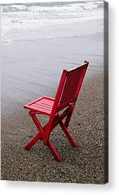 Empty Chairs Photographs Acrylic Prints