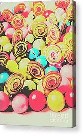 Confectionery Acrylic Prints