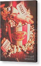 Horror Movies Photographs Acrylic Prints