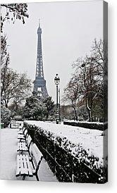 Ile De France Acrylic Prints
