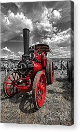 Steam Engines Acrylic Prints