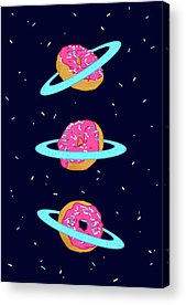 Outerspace Acrylic Prints