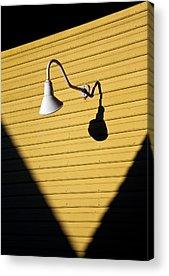 Street Lamps Acrylic Prints