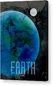 Outer Space Acrylic Prints