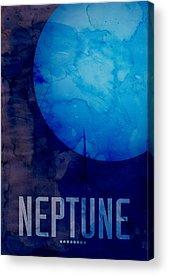 Neptune Acrylic Prints
