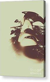 Creative Manipulation Photographs Acrylic Prints