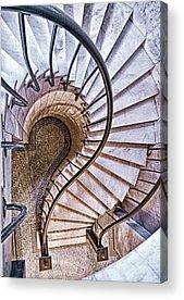 Stair Acrylic Prints