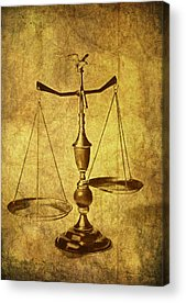 Lawyer Acrylic Prints