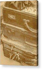 Timeworn Photographs Acrylic Prints