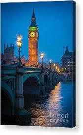 Parliament Acrylic Prints
