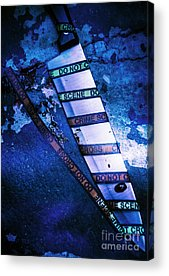 Unsolved Acrylic Prints