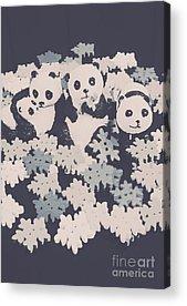 Tundra Acrylic Prints