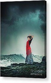 Spanish Culture Acrylic Prints
