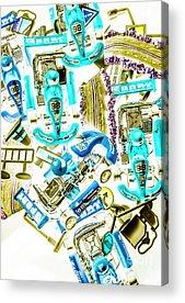 Street Machine Acrylic Prints