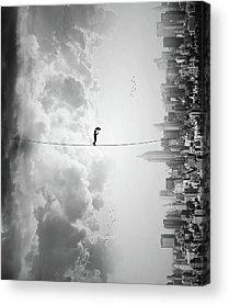 Balance Acrylic Prints