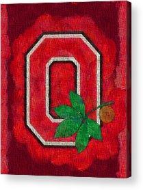 Ohio Acrylic Prints
