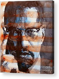 Civil Rights Paintings Acrylic Prints