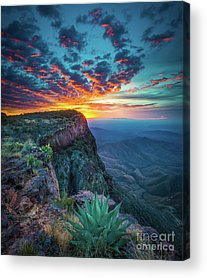 Nps Acrylic Prints