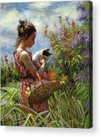 Countryside Acrylic Prints