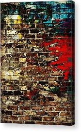 Mixed Medium Digital Art Acrylic Prints