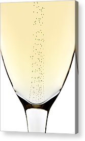 Champagne Glasses Photographs Acrylic Prints