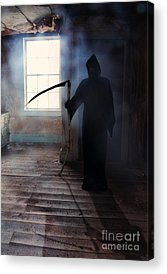 Looming Death Acrylic Prints