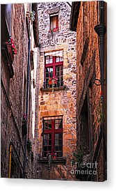 Stone Wall Acrylic Prints