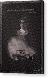 F1 Acrylic Prints