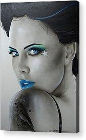 Charlize Acrylic Prints