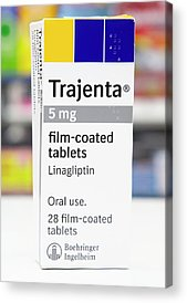 Pharmacology Acrylic Prints