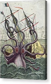Ships Mast Acrylic Prints